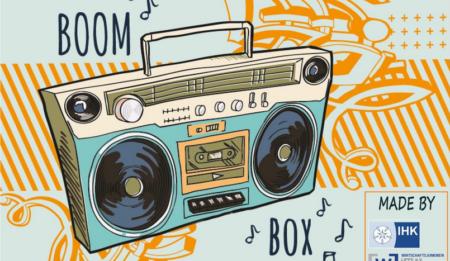 Boom-Box: Berufsorientierung