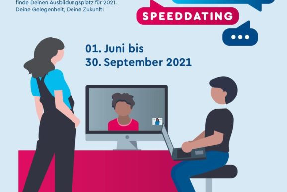 Azubi-Speed-Dating digital