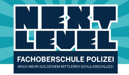 """Neuer Bildungsgang: """"Fachoberschule für Wirtschaft und Verwaltung, Schwerpunkt Polizeivollzugsdienst"""""""