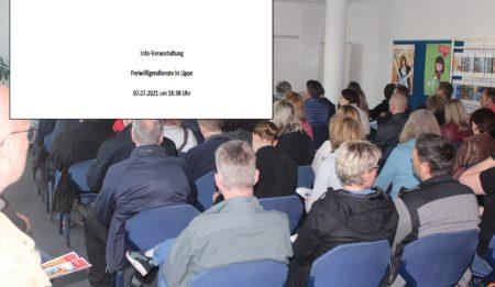 Infoveranstaltung Freiwilligendienste in Lippe
